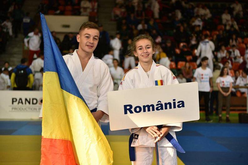 """Fotografie preluată de pe contul de facebook  Turneul International de Judo Memorialul """"Aurel Cimpeanu"""""""