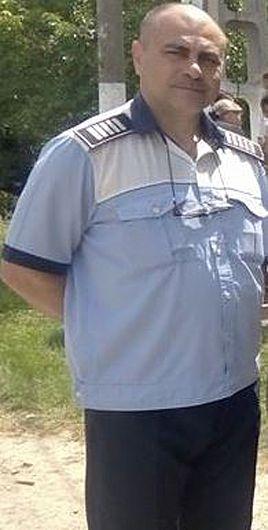 Cristi Badiuun polițtist din Vrancea cu 30 de ani vechime în meserie-Foto facebook