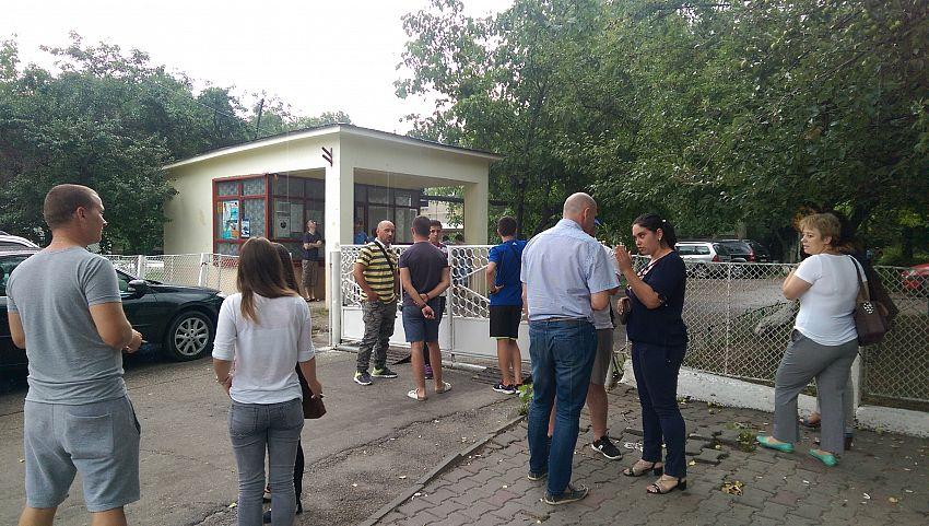 Examenul de titularizare a avut loc la Colegiul Tehnic Edmond Nicolau Focșani