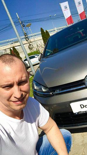 Bogdan Leica l-a lovit pe polițistul Tudor Arsene cu capul în figură