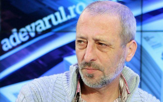 Liviu Avram redactor șef  adjunct Adevărul. FOTO Eduard Enea