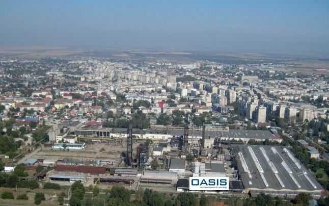 Vase Emailate una dintre puținele firme rămase după 1990 pe fosta platformă industrială a Focșaniului,în vreme ce alți coloși mult mai bine cotați au crăpat (ISEH ,LAMINORUL, C.P.L ,MASE PLASTICE).Foto:adevarul.ro