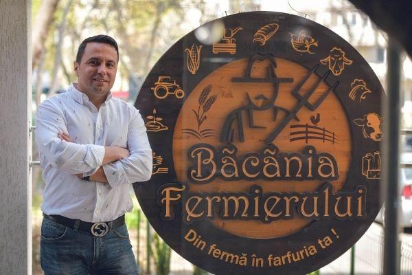 Omul de afaceri vrâncean Vasilică Pamfilare 44 de ani.Foto:life.ro