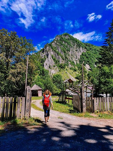 Cheile Tișiței (raiul vrâncean) – ghid de călătorie.Foto1:lipa-lipa.ro