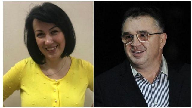 Fostul lider PSD, președinte al Consiliului Județean și  baron de Vrancea se căsătoreşte a doua oară, la vârsta de 56 de ani cu şefa Direcţiei de Dezvoltare şi promovare din Consiliul Judeţean Vrancea, Mihaela Arbănaș, cu 19 ani mai tânără.Sursa foto: Colaj linkedin/Hepta.Credit foto:antena3.ro