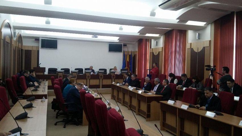 Foto  CJ Vrancea va face la ședința de marți 11 Decembrie 2018 o rectificare de buget