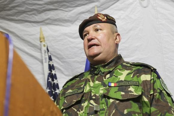 Nicolae Ciucă, șeful Statului Major al Armatei Foto: Inquam Photos / Octav Ganea