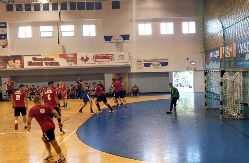 Handbal HCM Vaslui-CSM Focșani 2007-25.07.2019-Foto: Cătălin Ciubotaru