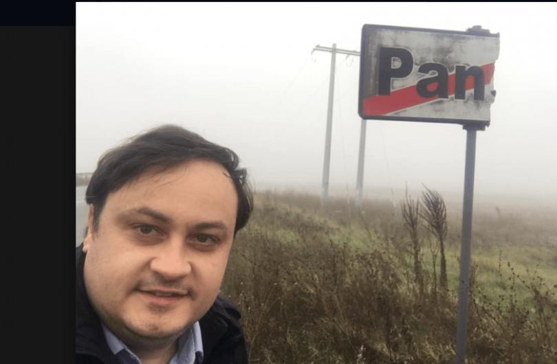 Vrânceanul Ovidiu Burduşa, secretar de stat pentru Diaspora.Foto:https:lumealibera.ro