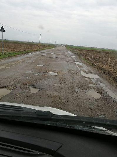 Foto:contul de facebook Drumurile Comunei Garoafa