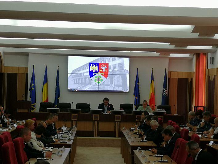 Foto 1 Oprișan se laudă cu viitorul spital, de la Focșani  deși nu are sursă de finanțare