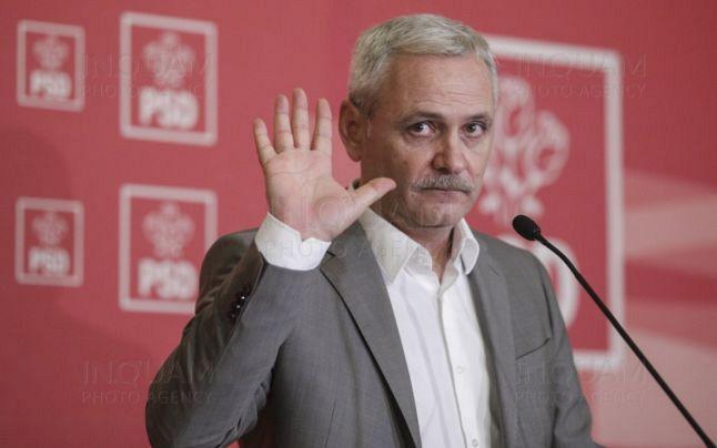 Liviu Dragnea îşi duce partidul jos, tot mai jos  Foto: adevarul.ro