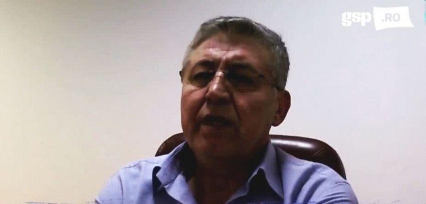 Omul de afaceri vrâncean,Victor Istrate, fost vicepreședinte în Federația Română de Rugby, a participat luni 21 Ianuarie 2019 într-oemisiune în direct pevideo.GSP.roși pepagina de facebook a Gazetei Sporturilor.