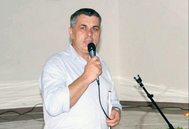 """Sovejanul Cristi Merchea, editorul ziarului """"Emigrantul"""", este vechi colaborator al Ziarului de Vrancea"""