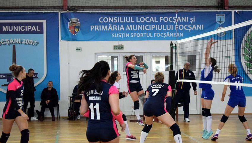 Foto:CSM Focșani 2007