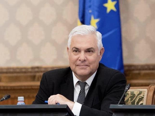 Senatorul PSD de Vrancea Angel Tîlvăr este președintele Comisiei pentru afaceri europene din Senatul României