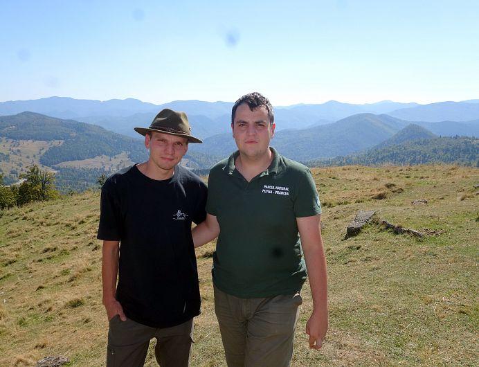 Foto:Vrancea neștiută-Munții Vrancei -excursie Dragoș și Laurentiu