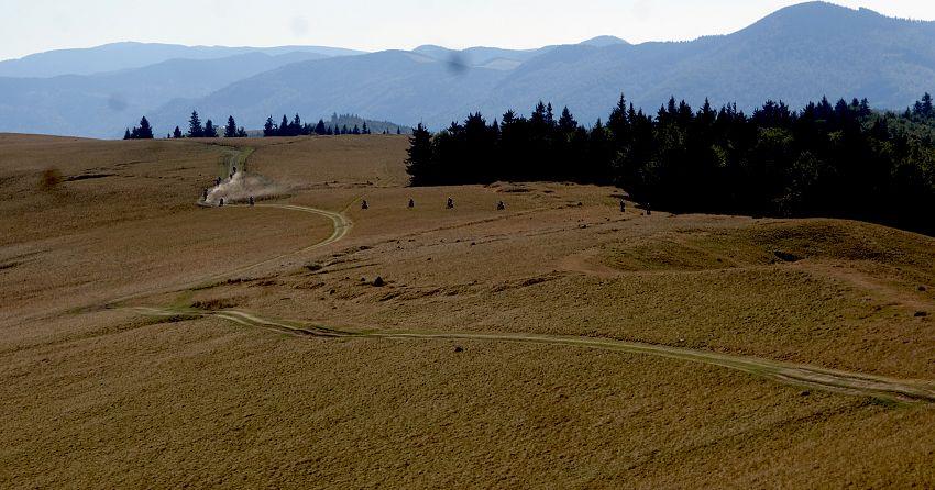 Foto:Vrancea neștiută-Munții Vrancei-excursie motociclete