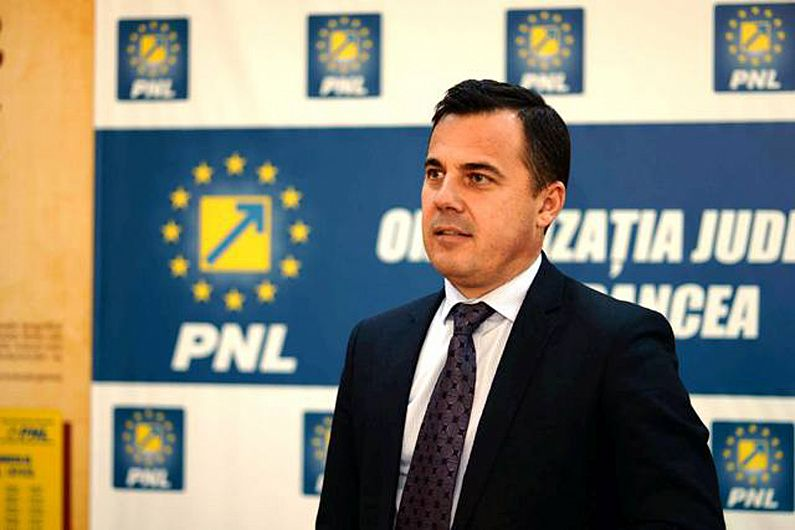 deputat PNL de VranceaIon Ștefan