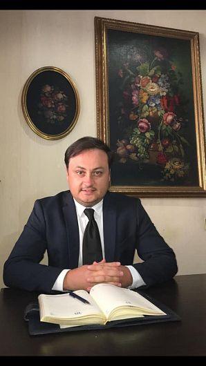 Consilierul județean PNL Ovidiu Burdușa