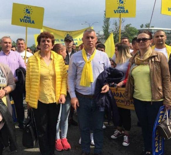 Daniel Moroșanu, prim-vicepreședinte PNL Vrancea