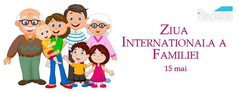 Image result for Ziua internațională a familiei 2018