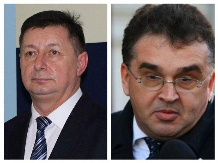 Prefectul de Vrancea, Gheorghiță Berbece are probleme încă de la început, în colaborarea cu instituția condusă de baronul de Vrancea, Marian Oprișan